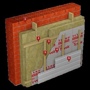 Стены и фасады